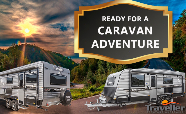 Ready For A Caravan Adventure